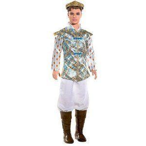 Barbie Three Musketeers Prince Ken Doll NEW NRFB