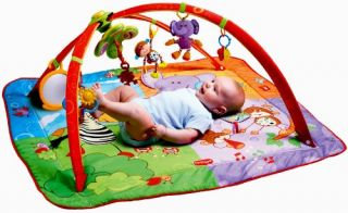00836 003 Gymini Move and Play Activity Gym Mobile Music Baby Mat Toys