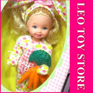 Barbie Kelly Little Sister of Barbie Doll Cute as Bunny