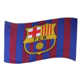 LARGE BARCELONA FC FLAG SPAIN SPANISH ESPANA FOOTBALL SOCCER CHAMPIONS