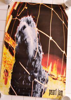 Pearl Jam Promo Poster vs 1993 36x24 Eddie Vedder LP CD Animal