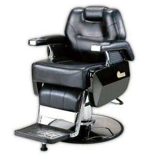 Professional Hydraulic Reclining Barber Chair Salon Equipment Recline