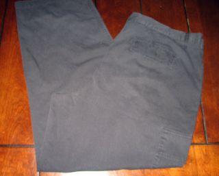 Barco Restaraunt Work Service Slacks Pants Uniform Mens Size 40 Waist