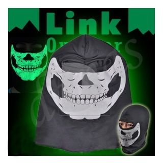 brand new and high quality mw2 cod ghost balaclavas skull ski mask