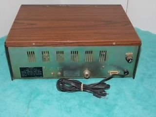Vintage Cobra Cam 89 CB Radio Base Station Transceiver