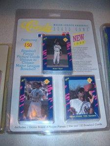 Vintage Classic MLB Baseball Board Game BNIP