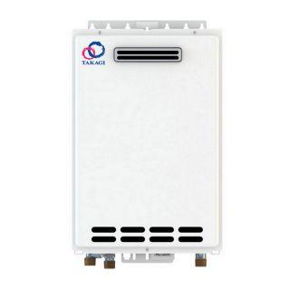 Takagi T KJr2 OS Outdoor NG Tankless Water Heater 140K BTU