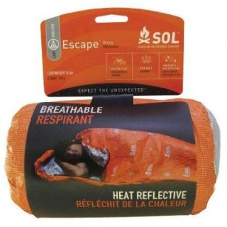 Medical Kits SOL Escape Bivvy Bivy Tent Sleeping Bag Survival Gear