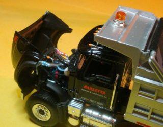 Very RARE Mack Granite Dump Truck Only 480 Made for Barletta