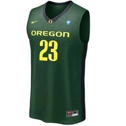 Nike Oregon Ducks Mens Basketball Jersey 23 New Large L