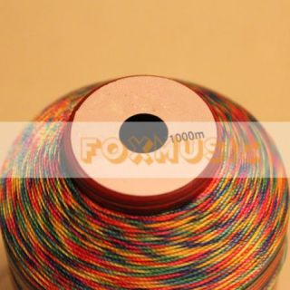 Roll of Oboe Reed Threads Bassoon Reeds Threads Multi Colors 1000M