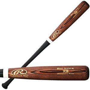 Rawlings 143B Big Stick Pro Ash Wood Baseball Bat 34