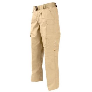 Womens Propper Khaki Lightweight Tactical Pants Cargo Pants Military