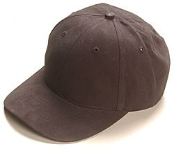 Self Defense Baseball Hat Cap Low Profile Weighted Style Impact Tool