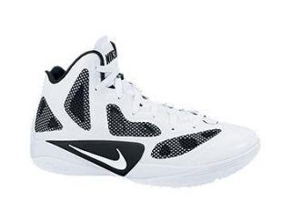 Nike Zoom Hyperfuse 2011 (Team) Womens Basketball Shoe 454153_100_A
