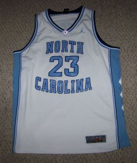 Jordan 23 North Carolina Basketball Jersey Adult XL by Jordan