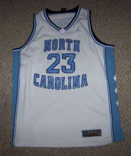 Jordan 23 North Carolina Basketball Jersey Adult XL by Jordan