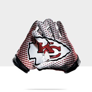 Nike Vapor Jet 2.0 (NFL Chiefs) Mens Football Gloves