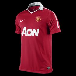 2010/11 Manchester United Official Home Mens
