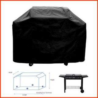 Universal BBQ Cover Gas Barbecue Grill Protection Patio 57L×24W