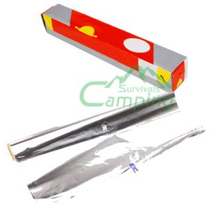 Practical Aluminium Foil Barbecue BBQ Grill Wrap Cooking