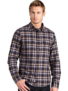 Michael Kors Paul Check Two Pocket Shirt