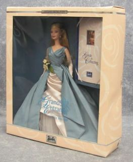 NRFB 2000 GRAND ENTRANCE BARBIE Doll Collector Edition