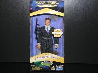 Star Trek Captain Kirk A Piece of The Action Suit 9 Figure Doll