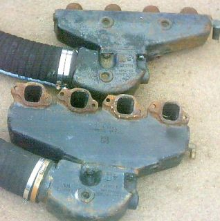 Barr Marine Exhaust Manifolds Chevy Big Block Jet Boat
