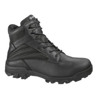 MENS BATES ZR 6 BLACK BOOTS (us military army combat swat tactical