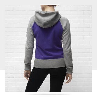 Nike AW77 Stadium Full Zip Womens Hoodie 434506_547_B