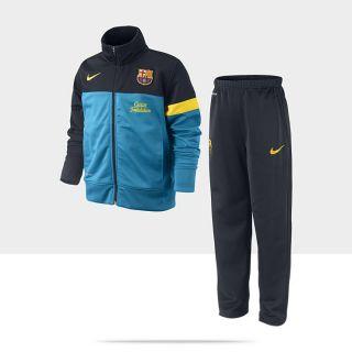 Tuta da calcio per riscaldamento in maglia FC Barcelona Sideline (3A