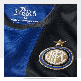 2012/13 Inter Milan Replica Short Sleeve Mens Soccer