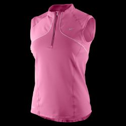 Nike Nike Sphere Dry Half Zip Sleeveless Womens Running Shirt Reviews