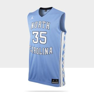 Jordan Replica (North Carolina) Mens Basketball Jersey
