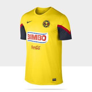 2012/13 Club America Replica Short Sleeve Mens Soccer Jersey