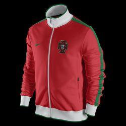 Nike Portugal N98 Mens Soccer Track Jacket  Ratings