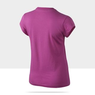 Nike Novelty Swoosh Girls T Shirt 521469_685_B