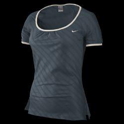 Nike Dri FIT Athlete Womens Tennis Shirt