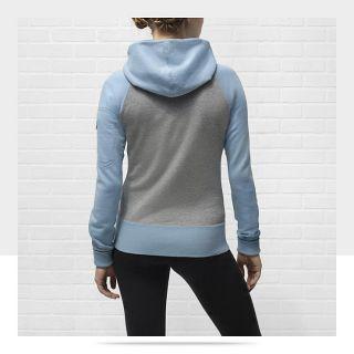 Nike AW77 Stadium Full Zip Womens Hoodie 434506_083_B