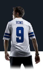 Tony Romo Mens Football Home Limited Jersey 468919_100ODY