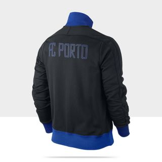 FC Porto Authentic N98 Mens Football Track Jacket