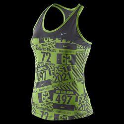 Nike Nike Dri FIT Old Skool Womens Running Tank Top Reviews