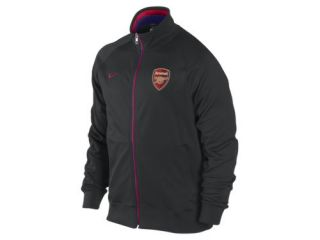 Arsenal Football Club Core Trainer Mens Soccer Track Jacket