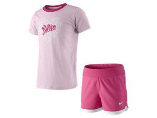 Nike Just Do It (3y 8y) Little Girls Knit Set