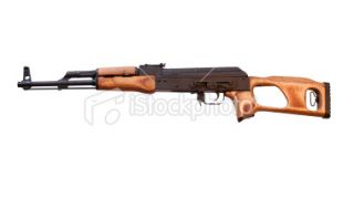 stock photo 19428571 romanian military rifle