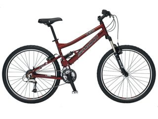 Schwinn Delta Sport Full Suspension Bike 2008