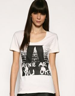 One Teaspoon  One Teaspoon Annie Are You Ok? T Shirt at ASOS