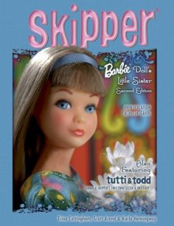 Skipper   Barbie Dolls Little Sister, 2nd Edition by Trina