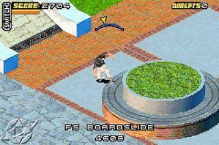Tony Hawks Pro Skater 4 Nintendo Game Boy Advance, 2002